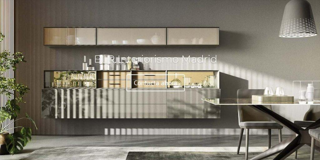 interiorista profesional en Madrid capital