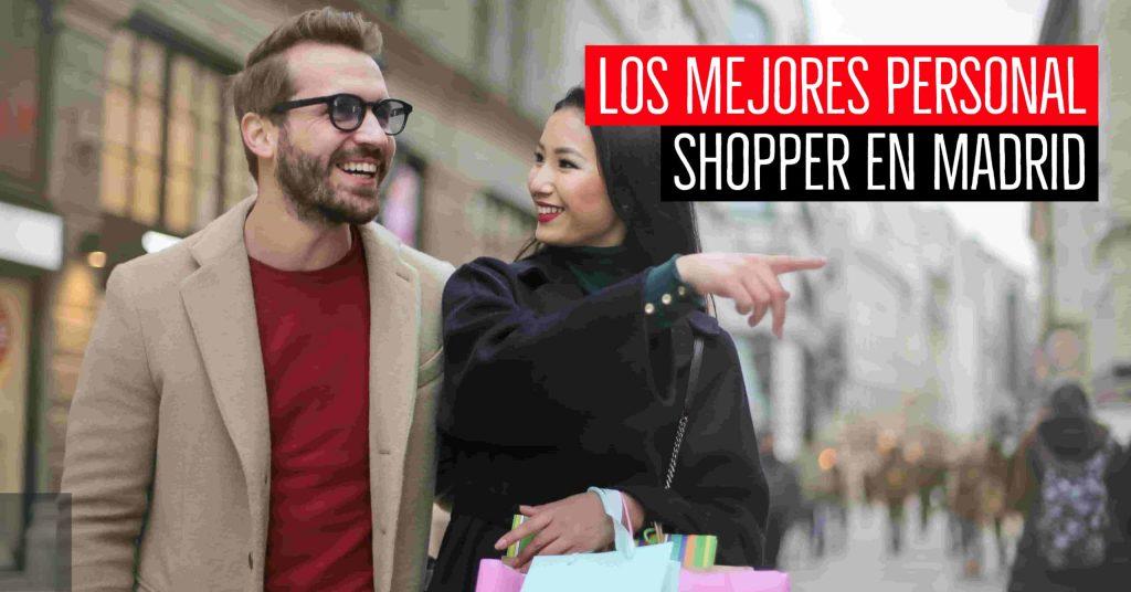 mejores personal shopper en madrid