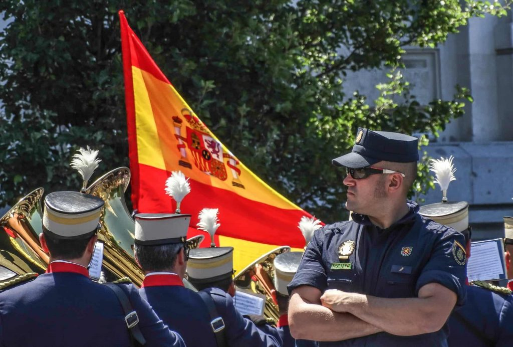 academias de guardia civil en la comunidad de madrid