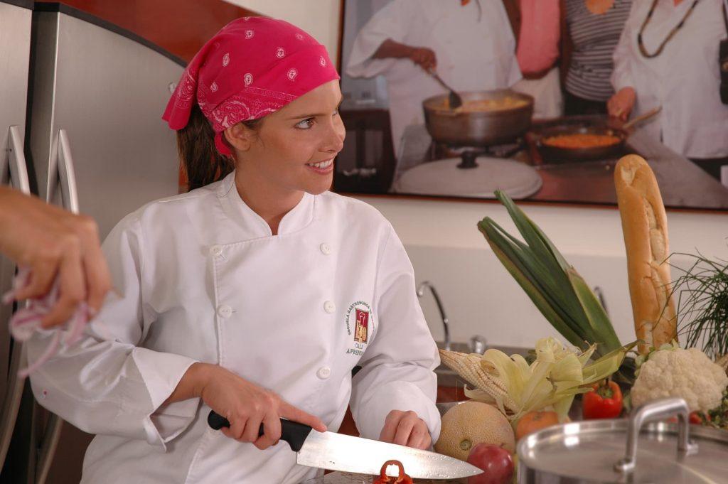 cursos de cocina profesional en madrid