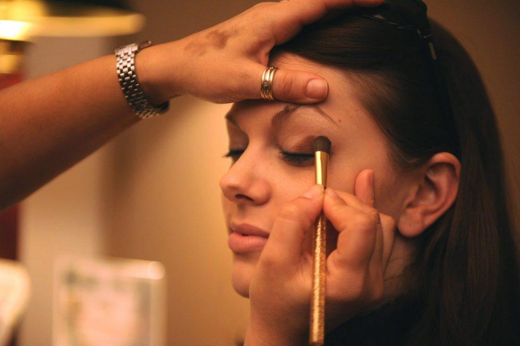 cursos maquillaje profesional en el centro de madrid