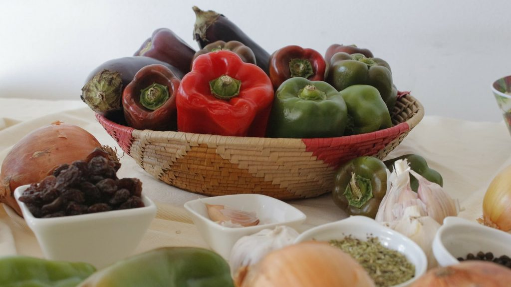 restaurante vegetariano en madrid