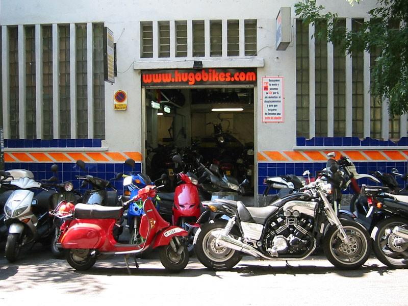 Hugo Bikes expertos en mecanica de moto