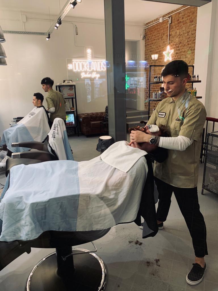 las mejores barberías de Madrid