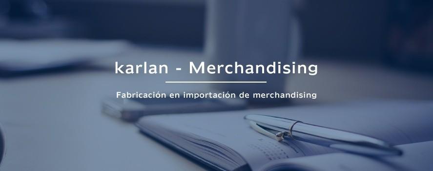 Karlan Merchandising y productos publicitarios